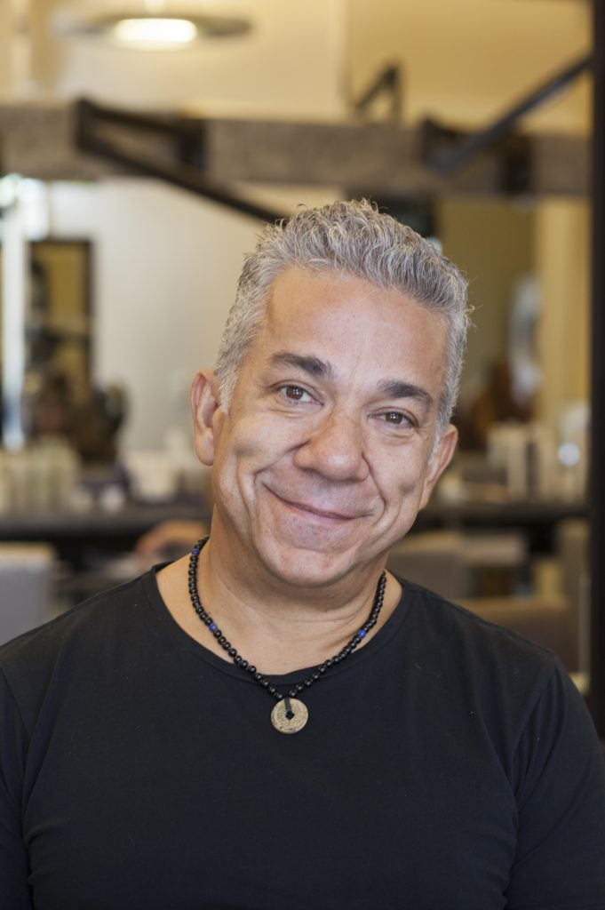 Michael Izzolo - Owner of Award Winning Hair Salon