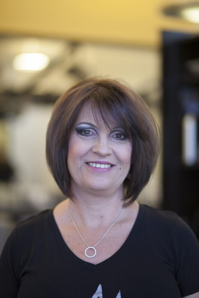 Donna Baisiadecki - One of the best hair stylists of Treasure Coast - Michael Leonard's AVEDA Concept Hair Salon
