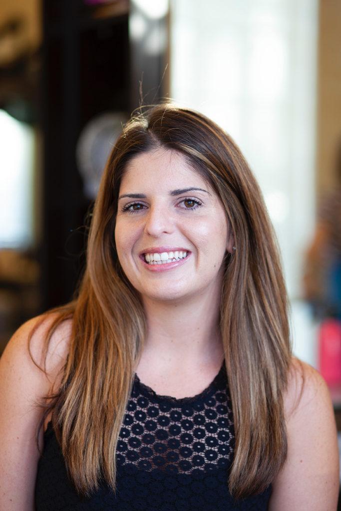 Morgan Callea   Michael Leonard's Hair Salon